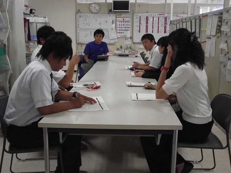 八尾市教職員新任研修会